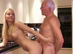 Young Blonde Fucked By Older Male Porn Videos