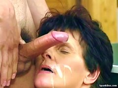 Grandma Loves Young Cock And Facial Porn Videos