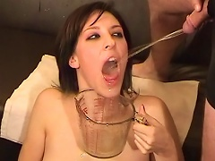 Humiliated Brunette Gets Pissed By Her Ex Boyfriends Porn Videos
