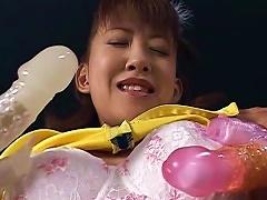 Japanese Enjoys Deep Stimulation Porn Videos