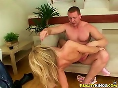 Beautiful, Young Blonde Girl Fucked Hard Porn Videos