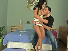 Amazing And Sexy Aida Sweet In The Hands Of Experienced Macho James Brossman Porn Videos