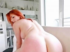 Booty Ass Curvy Teen Babe Facialized Porn Videos