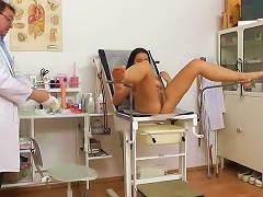 Young Brunette Babe Lily At The Doctor Porn Videos