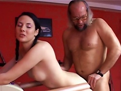 Teen Fucked Hard By Old Male Porn Videos