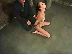 Sexy Hailey Young Gets Hog Tied And Toyed With A Porn Videos