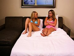 Milf Joins A Slumber Party To Have Sex With These Teen Girls Porn Videos