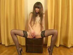 Magnificent Aneta Masturbates In A Solo Model Video Porn Videos