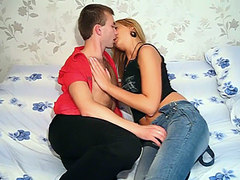 Blond Teen With Fat Ass Making Out. Porn Videos