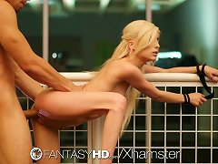 Fantasyhd - Submissive Teen Piper Perri Tries Bondage Sex Porn Videos