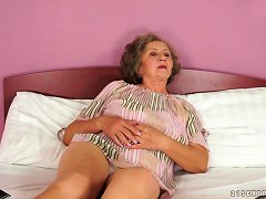 Granny Gets Her Vintage Pussy Pounded By A Younger Guy Porn Videos