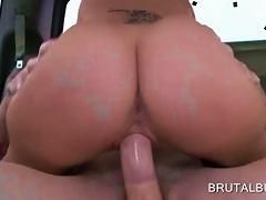 Naked Teen Slut Riding Big Boner In The Sex Bus Porn Videos
