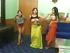 Hot Arab Teens Strip And Show Their Tits And  Pussies On Webcam Porn Videos