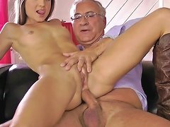 Euro Teen Makes Old Man Cum Porn Videos
