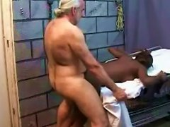 Older White Guy Fucks Young Black Girl !!! Porn Videos