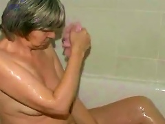 Young Guy Fuck Spectacled Granny Porn Videos