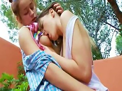 Romantic Lesbo Adventure From Slovakia Porn Videos