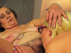 Old And Young Lesbians Are Licking Pussies Porn Videos