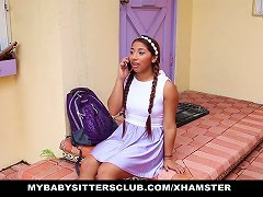 Mybabysittersclub - Young Babysitter Fucked Or Fired Porn Videos