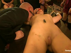 Blond Teen Gets To Be  And Ride That Huge Cock Porn Videos