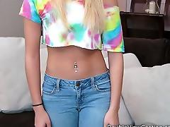 Meet Marina – Sexy Blonde Goddess Porn Videos