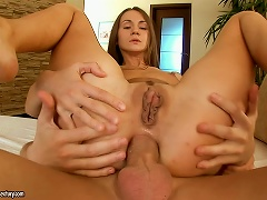 Sweet Lana Is A Teen Who Had A Lot Of Cocks In Her Life Porn Videos