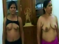 Indian Joins Teen Brunette In Threesome Porn Videos