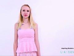 Teen Model Sucks Cock At Casting Audition Porn Videos